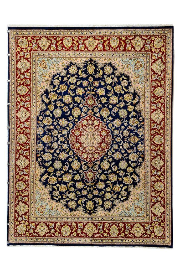 Classic Shah Abbas Motif Carpet K14521 Nasimcarpet