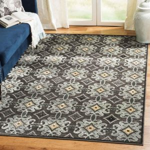 Martha Stewart Rug Soft Anthracite 74303-2330