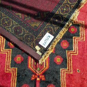 A Rare Persian Tribal Hamadan carpet  4'x6′ -K13688