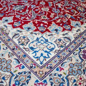 Persian Nain Shah Abbas motif -K10756