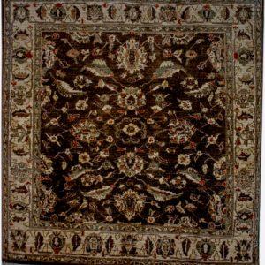 Chobi zeigler square carpet-k9378